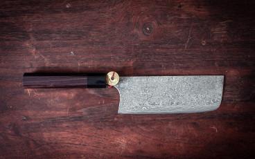 Masakage Kumo Nakiri - Artisan Knives