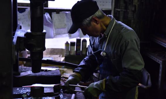 Katsushige Anryu Artisan Knife maker