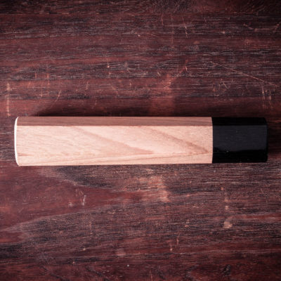 American cherry wood handle - Artisan Knives