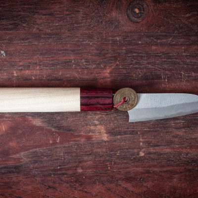 Masakage Yuki Petty 75 mm - Artisan Knives