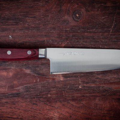 Takamura R2 Santoku - Artisan Knives